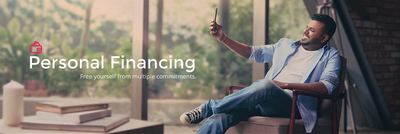 Personal Financing Bank Islam Malaysia Berhad